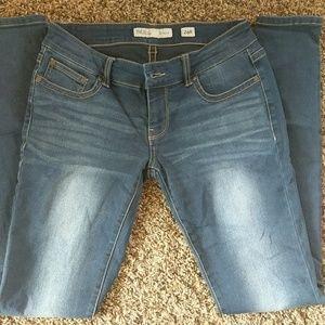 Bke Stella skinny jeans size 26R